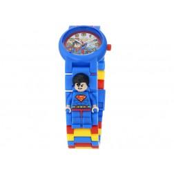 Ceas LEGO DC Super Heroes Superman, 8020257