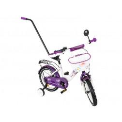 Bicicleta copii MyKids Toma Princess Violet 12