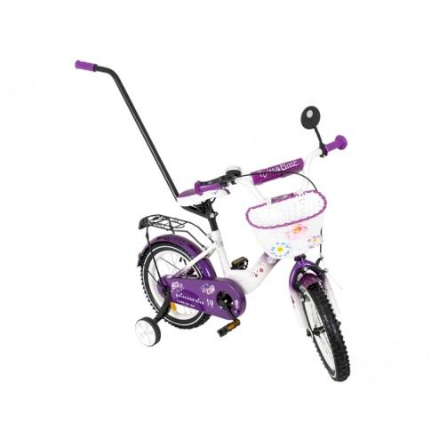 Bicicleta copii MyKids Toma Princess Violet 14