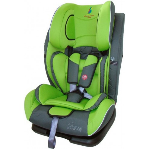 Scaun auto 9-36 kg Nova - verde