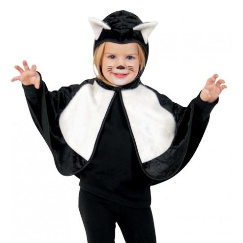 Pelerina pentru deghizare Pisica Miaunel 98 cm