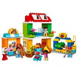 Piata mare a orasului LEGO DUPLO (10836)