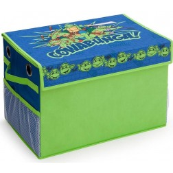 Cutie pentru depozitare jucarii Testoasele Ninja