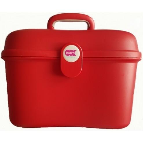 Geanta Beauty Care red - OKBaby-805