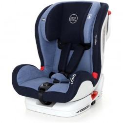 Scaun auto cu Isofix Como albastru/melange - Coto Baby