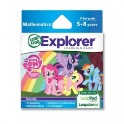 Soft educational LeapPad - My little Pony