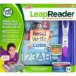 Sistem de citire si scriere LeapReader - roz