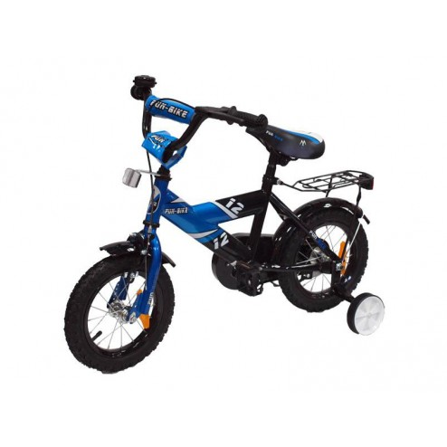 Bicicleta copii MyKids Fun Bike 888 Blue 12