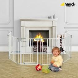 Protectie semineu copii - Baby Park White