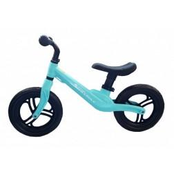 Bicicleta fara pedale 12 inch Bleu inaltime reglabila roti EVA - SKILLMAX