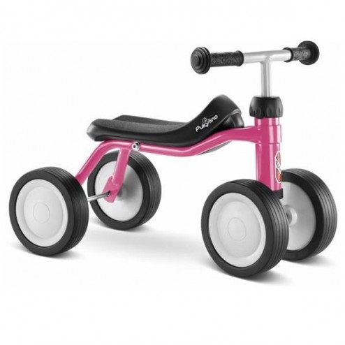 Tricicleta Pukylino, roz, Puky