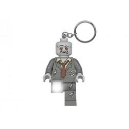 Breloc cu lanterna LEGO Classic Zombie (LGL-KE135)