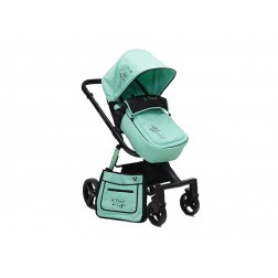 Carucior copii 2 in 1 Cangaroo X Point Verde