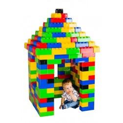 Set de constructie gigant Educational Bricks