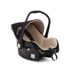Cosulet Auto Bebelusi MONI Babytravel Black