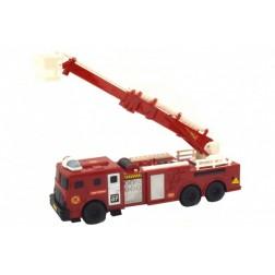 Camion de pompieri cu lumini si sunete, 47 cm
