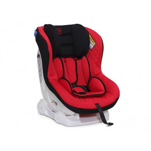 Scaun auto copii Aegis 0-18 kg Rosu Moni