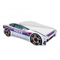 Pat Tineret MyKids Police Car 140x70