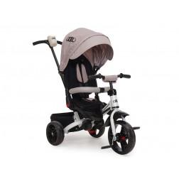 Tricicleta Copii Moni Continent Beige