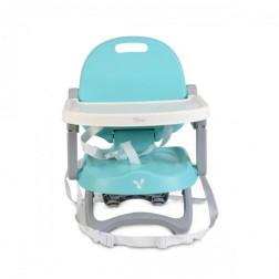 Scaun de masa inaltator pentru copii Cangaroo Papaya Blue