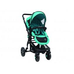 Carucior copii 2 in 1 Cangaroo Angie Turquoise