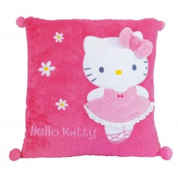 Perna decorativa din plus Hello Kitty Ballerina