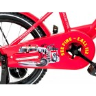 Bicicleta copii MyKids Toma Fire Station Red 12