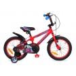 Bicicleta Copii Byox 16 Monster Rosu