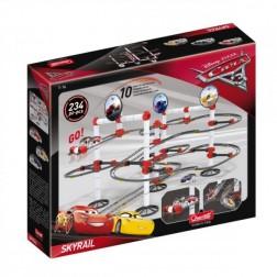 Joc creativ Skyrail Cars 3 Quercetti constructie sine
