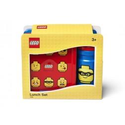 LEGO Set pentru pranz Iconic albastru-roşu