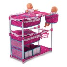 Patut Dublu Papusi - Twin Doll Station Birdie