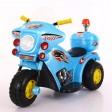 Motor electric pentru copii 6V albastru