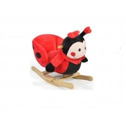 Balansoar plus pentru copii MONI Ladybug WJ-635