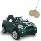 Masinuta Mini Coupe 12V pentru copii - Biemme