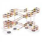 Joc creativ Skyrail Roller Coaster Maxi Quercetti 410 piese
