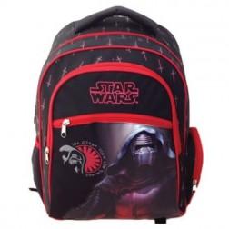 Ghiozdan pentru copii Clasele I-IV Star Wars EP7 KR2 si minge cadou