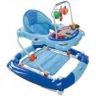 Premergator Pisicuta cu sistem de balansare - Sun Baby - Albastru