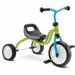 Tricicleta Fitsch, verde, Puky