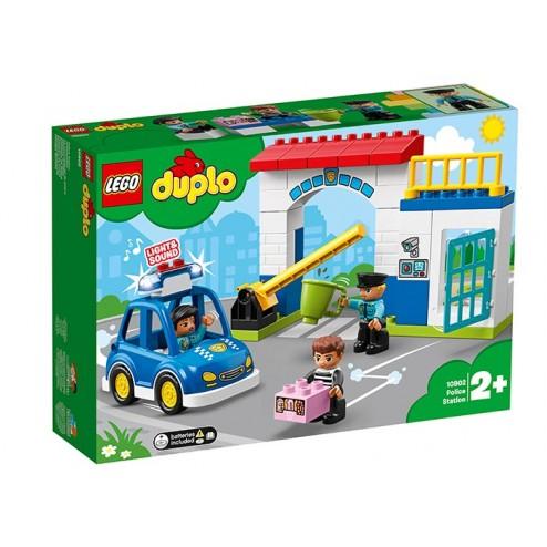 Sectie de politie, 10902, Pachetul LEGO de Craciun 2019