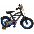 Bicicleta baieti 12 inch cu roti ajutatoare Batman - Volare
