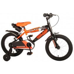 Bicicleta copii Volare Sportivo Portocalie, 16 inch