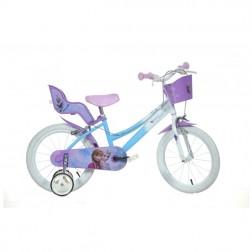 """Bicicleta Frozen 14"""" - Dino Bikes"""