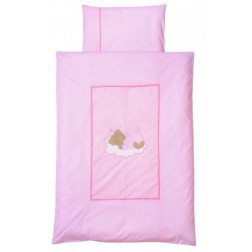 Lenjerie Pat Sleeping Bear Rose