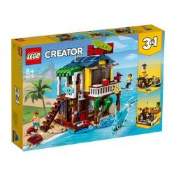 LEGO 3 in 1 Casuta surferilor