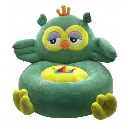 Fotoliu din plus Owl Olga pentru copii - Knorrtoys