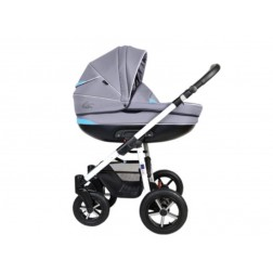 Carucior 3 in 1 Baby Boat Gray-Blue, MyKids