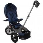 Tricicleta multifunctionala copii Albastru Little Tiger T400 - Sun Baby