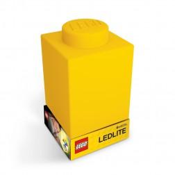 LEGO Lampa Caramida galbena