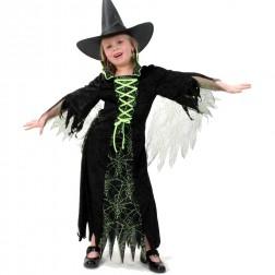 Costum pentru serbare Vrajitoare 128 cm