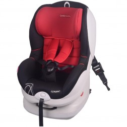 Scaun auto cu Isofix Lunaro - Coto Baby - Rosu